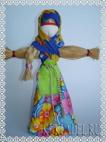 Обереговая кукла  Кострома