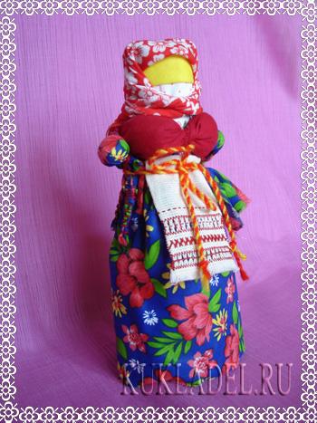 Мамушкина кукла